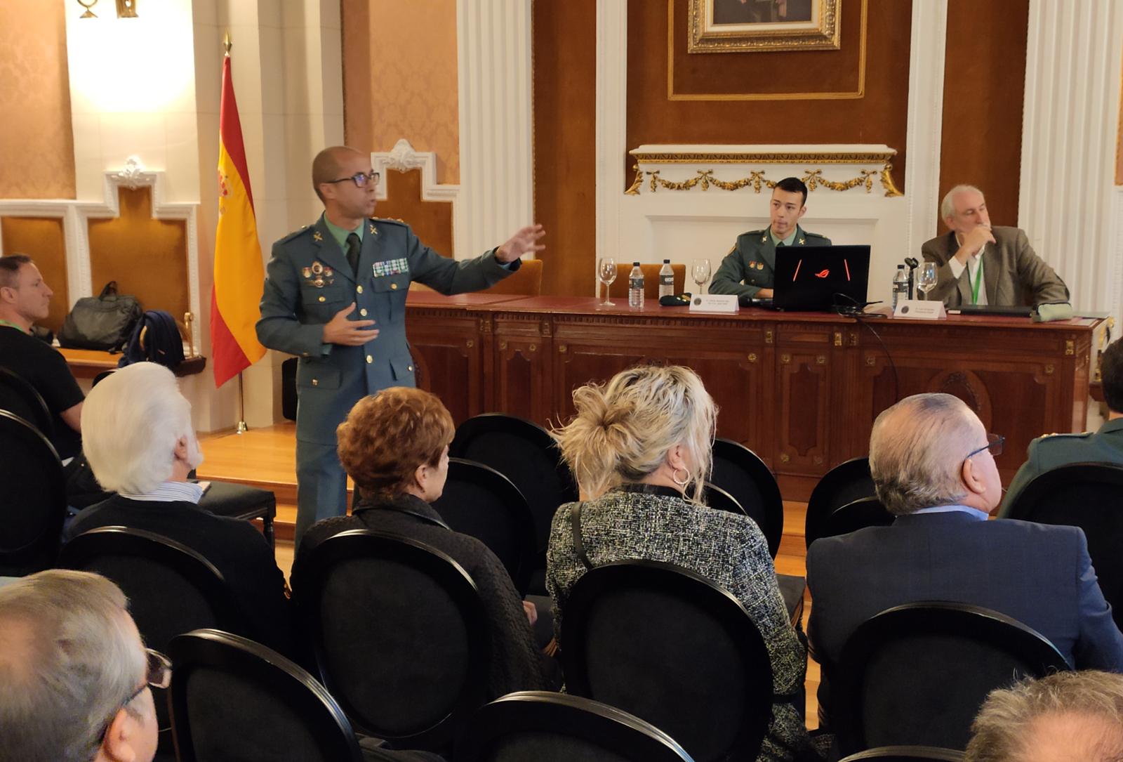 Los Veteranos en el panorama internacional de los Cuerpos y Fuerzas de Seguridad